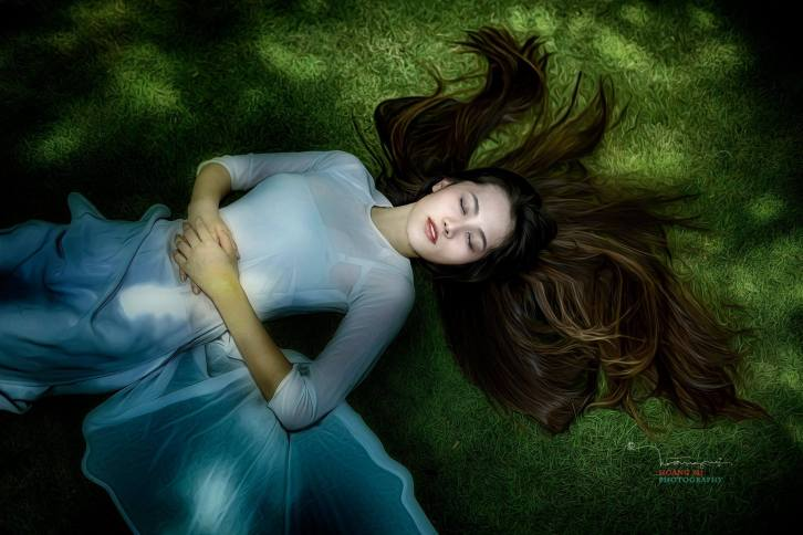 photographer Hoang Mi.